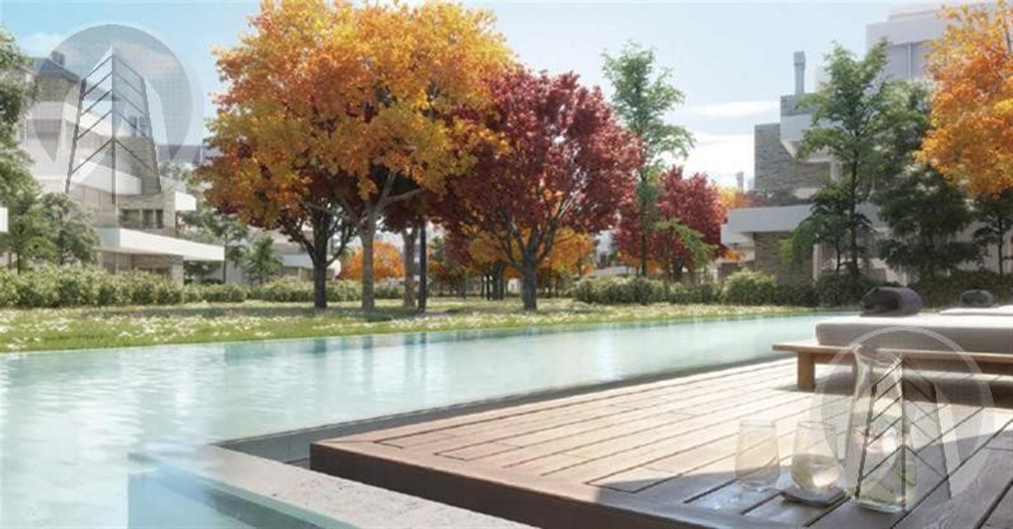 3 amb con terraza y jardín La Balconada Nordelta