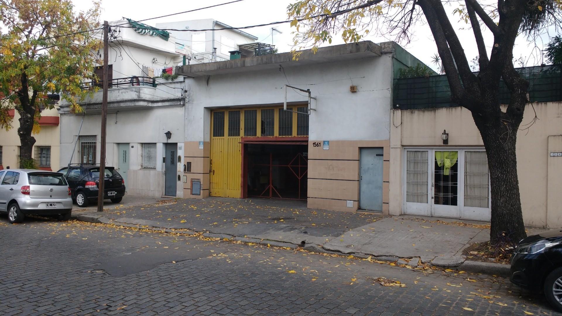Galpon en Venta en Parque Avellaneda