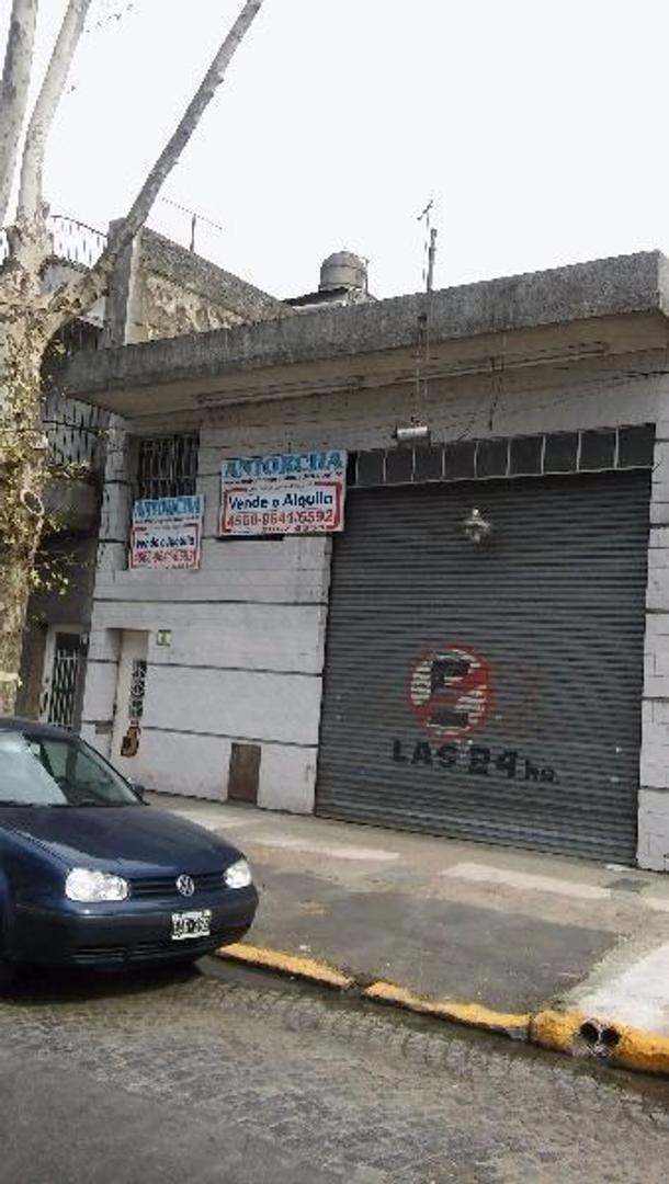 LOCAL DEPOSITO Y VIVIENDA S/LOTE 8,66X36 A PASOS AV. LOPE DE VEGA  ó U$S 200.000 Y CUOTAS