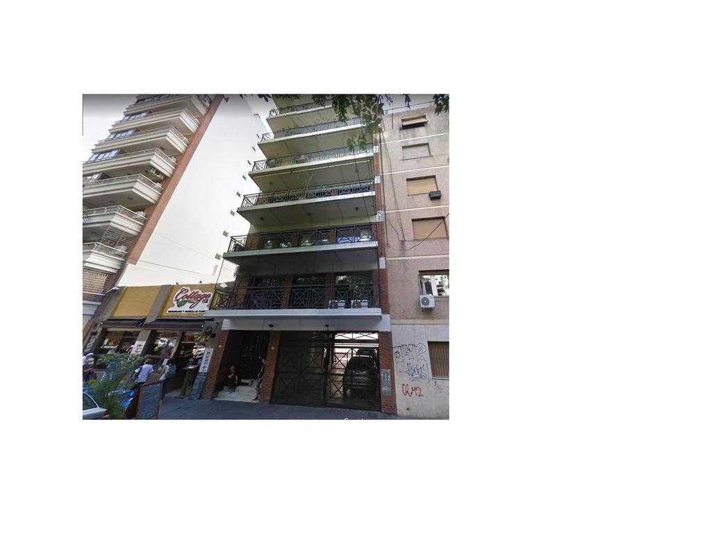 Oficina 100m2 c/balcon Excelente Estado