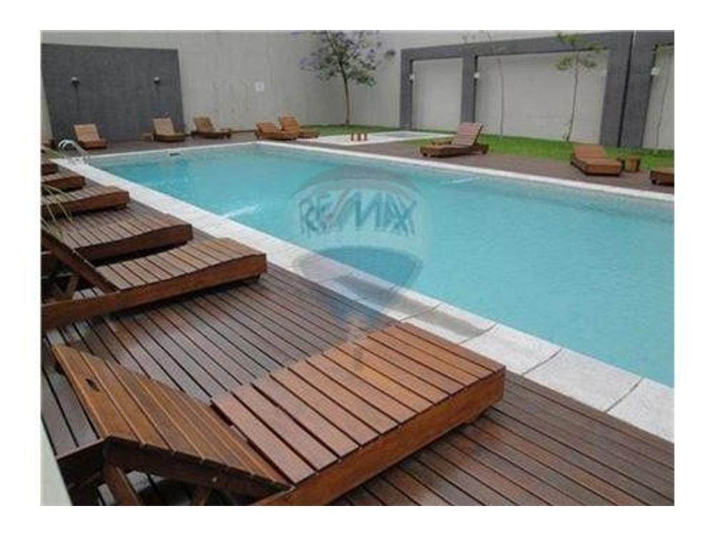 2 dorm ( 1 en suite ) con amenities en Torre Palco