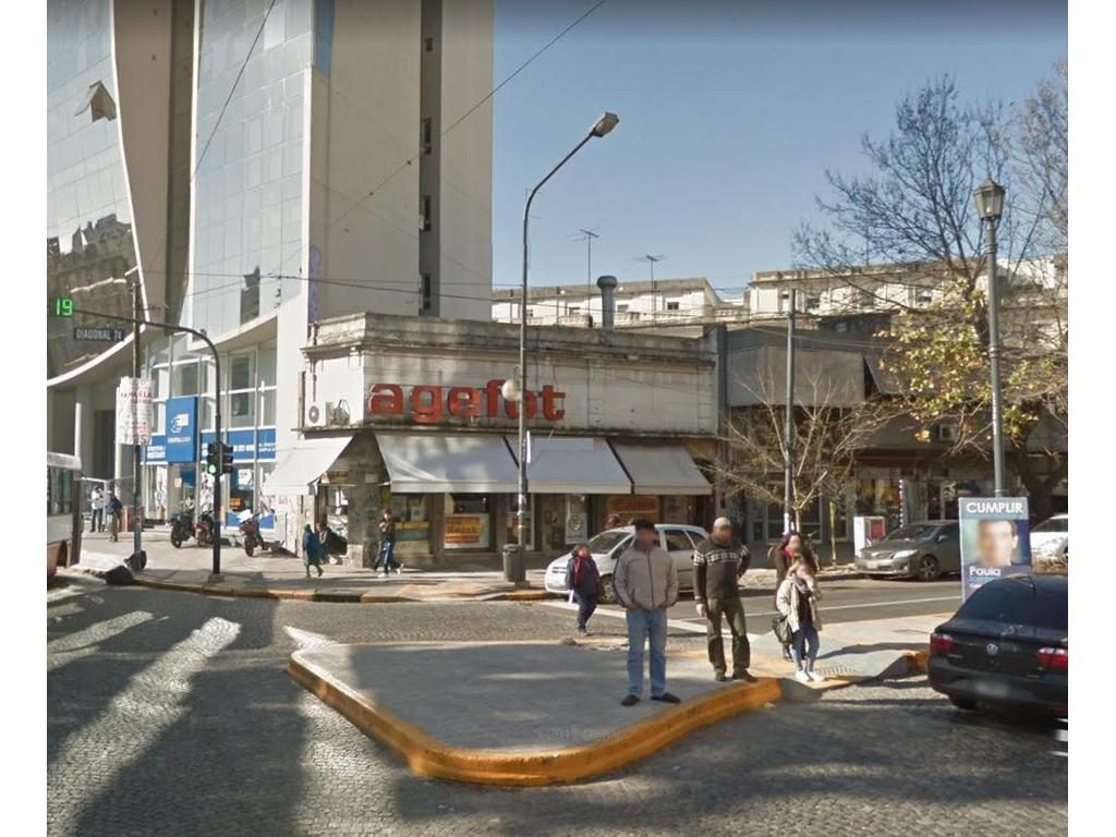 Local en alquiler en La Plata Plaza Italia Dacal Bienes Raices