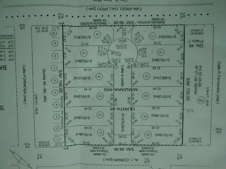 Terreno Lote  en Venta ubicado en Benavidez, Zona Norte - PIL3382_LP89565_19