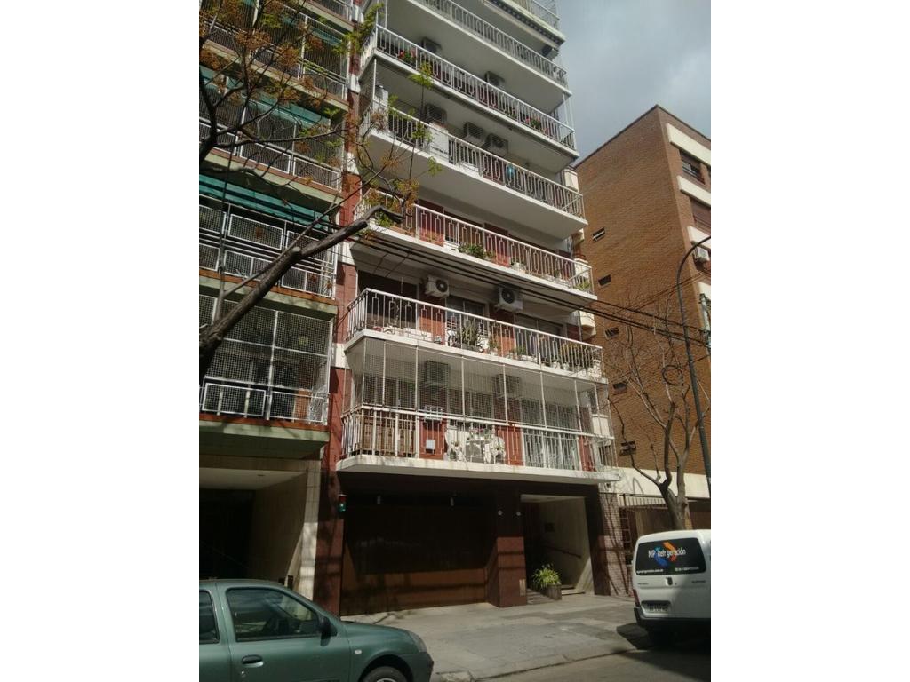 Excelente Semipiso 4 ambientes frente con Balcón-Venta-Villa Urquiza R