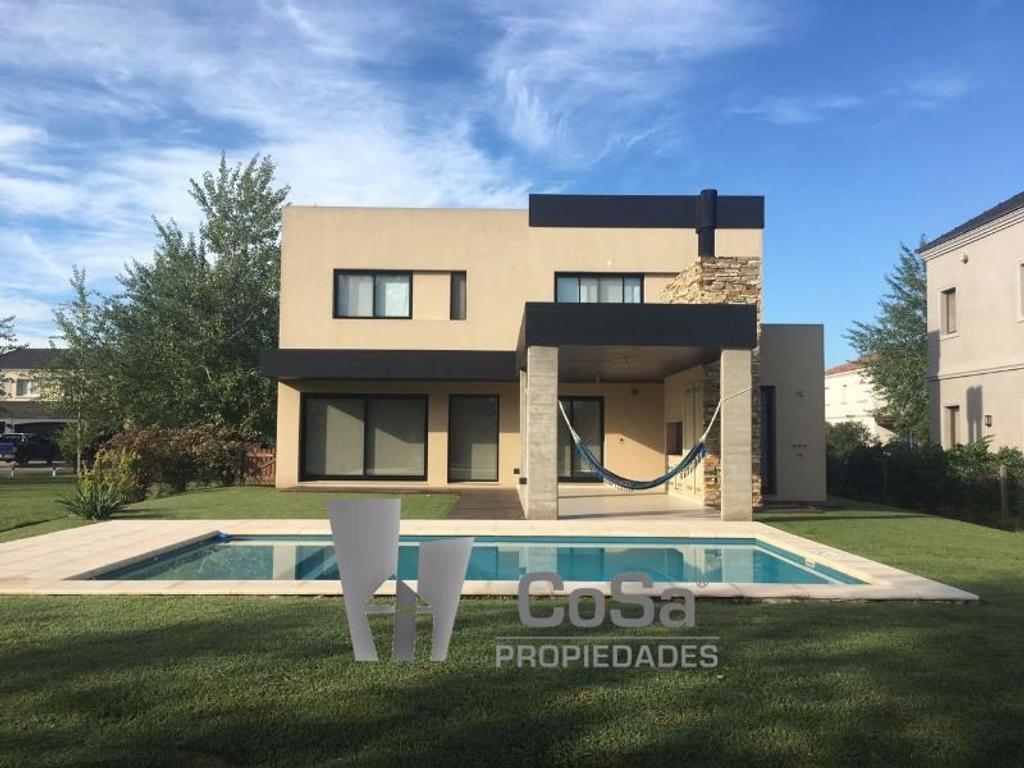 Casa En Alquiler En Av Real 9000 Fisherton Buscainmueble # Muebles Fisherton