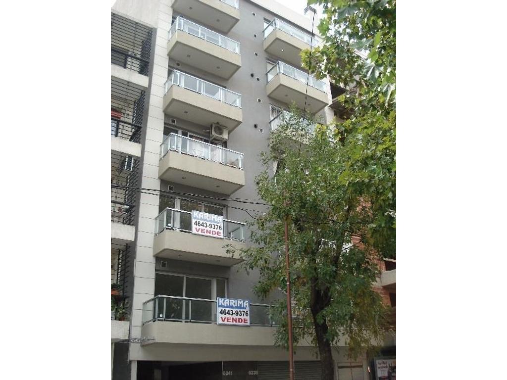 V.LURO-RLFalcon 6200-Duplex 3 amb-Frente-Balcon-Terraza de 128 m2, Cochera.2 Baños-EN CONSTRUCCION
