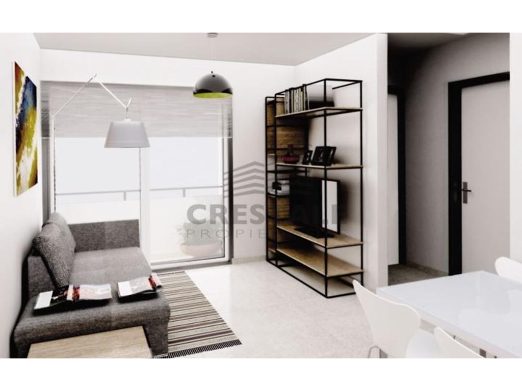 Urquiza y San Nicolás - Departamento 2 dormitorios a la venta