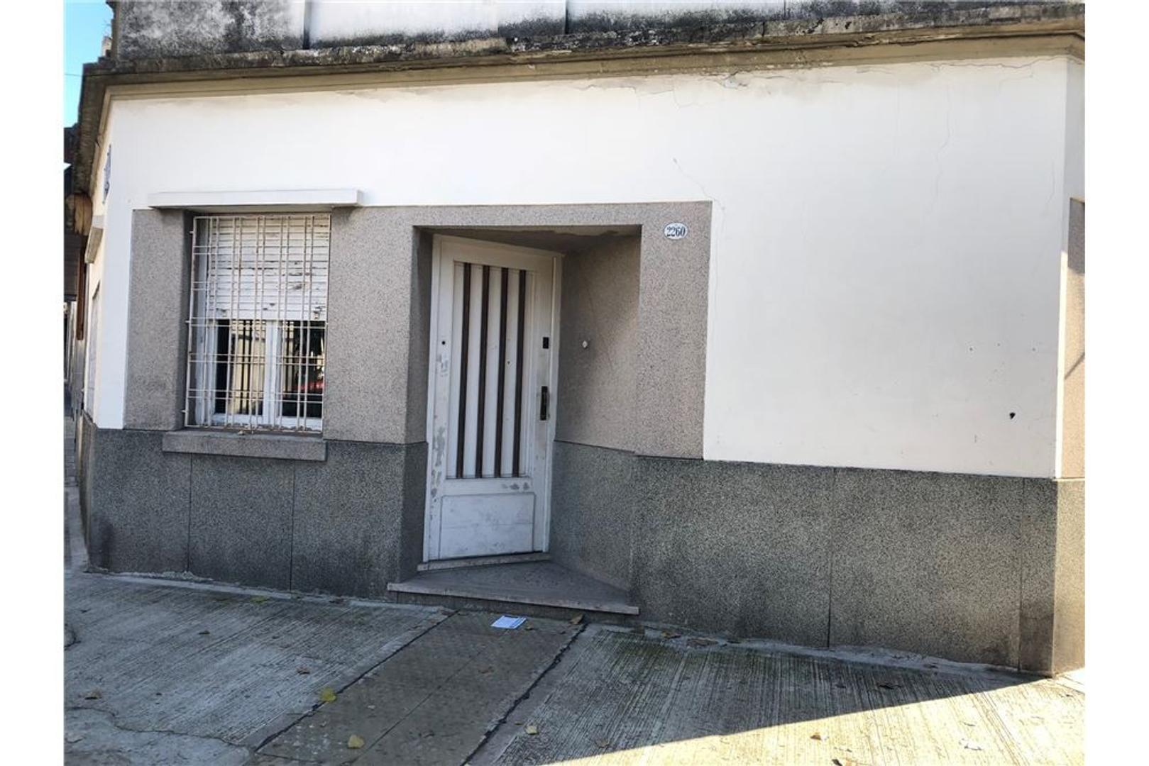 Casa 3 Ambientes- Villa Del Parque-Patio-Terraza