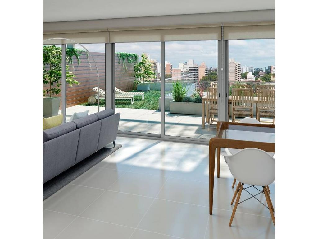 2 Dormitorios de calidad constructiva - Barrio Abasto