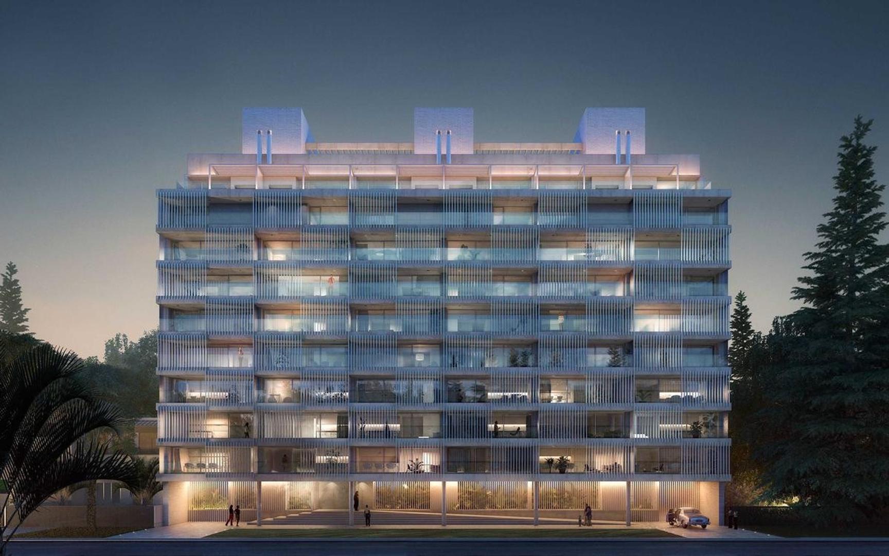 Excelente Sofisticado Imponente edificio en construccion ubicado en zona exclusiva en Puerto Olivos
