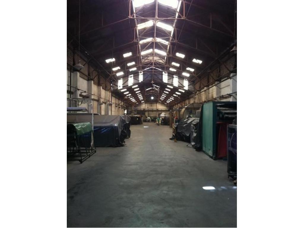 Nave Industrial en Avellaneda