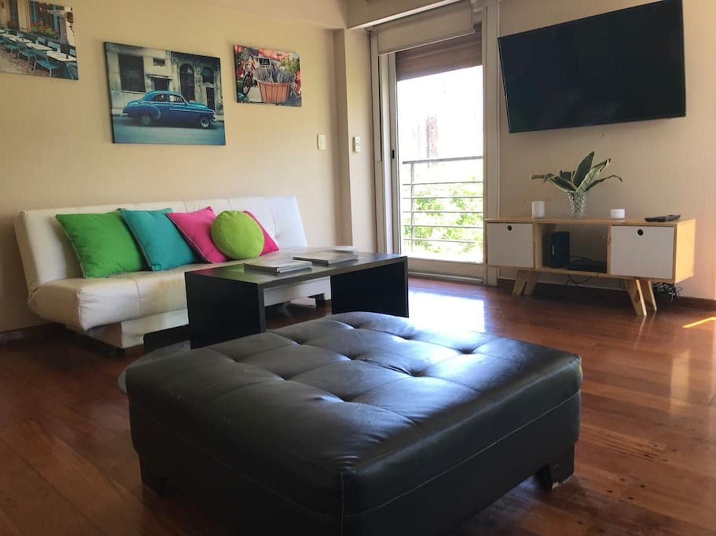 Amplio apartamento de primera categoría Belgrano