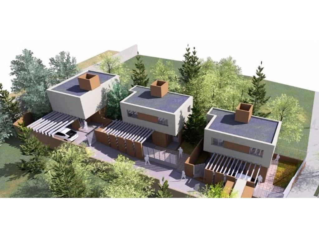 Housing con tres propiedades excelentes en La Calera
