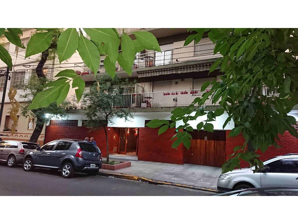 Conesa 1800  Esplendido 2 Amb al Frente con Balcón/Vista Verde/Bño y Cocina completos IMPERDIBLE!!!!