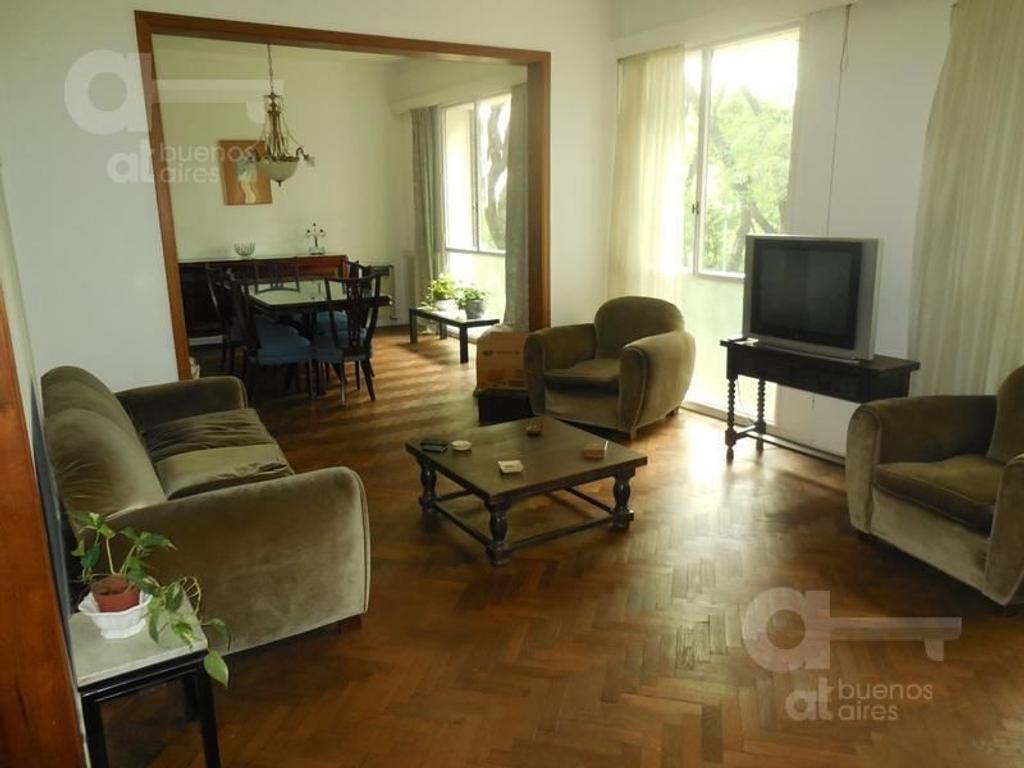 Belgrano, Departamento 5 Ambientes,  Alquiler Temporario Sin Garantía!