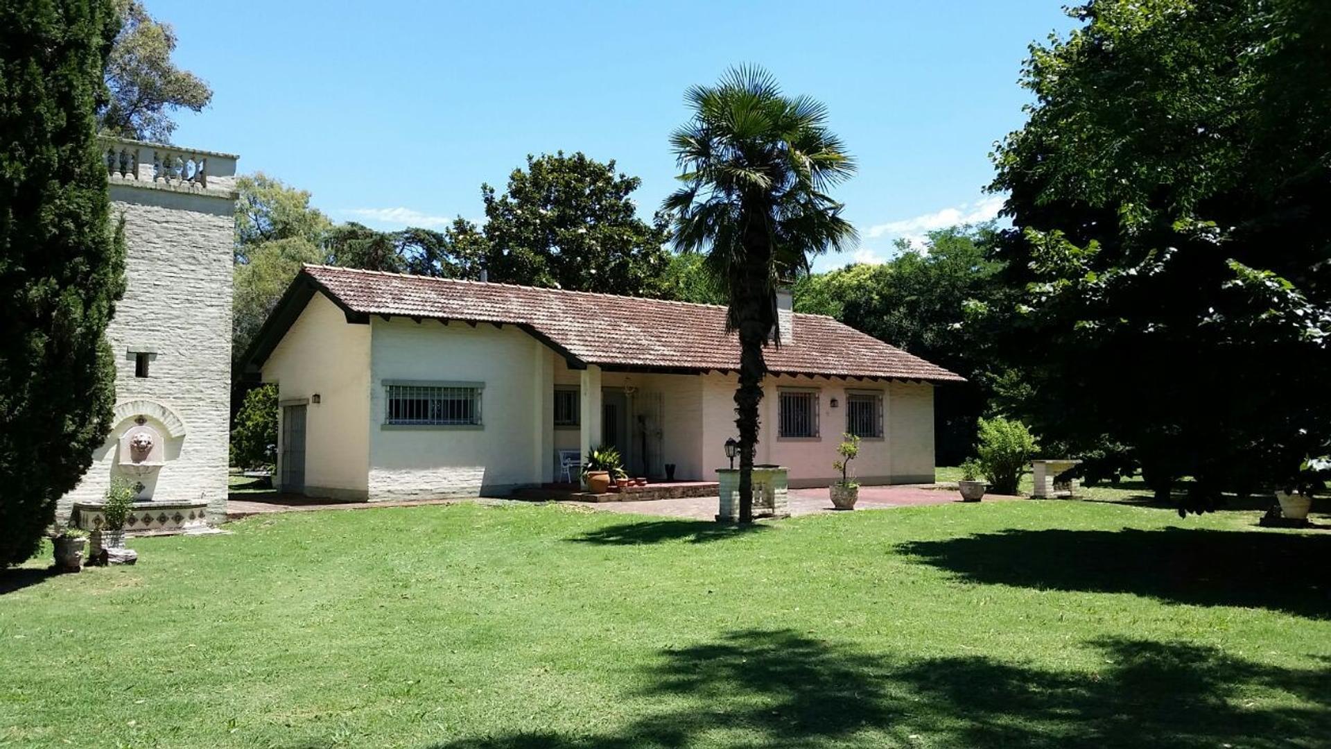 Casa Quinta Campo 1 Has Lobos