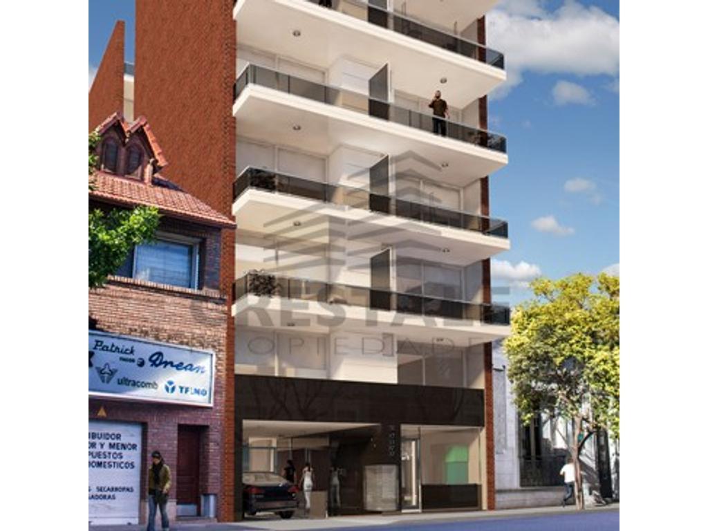 Rioja y Alvear - Departamento 1 dormitorio a la venta