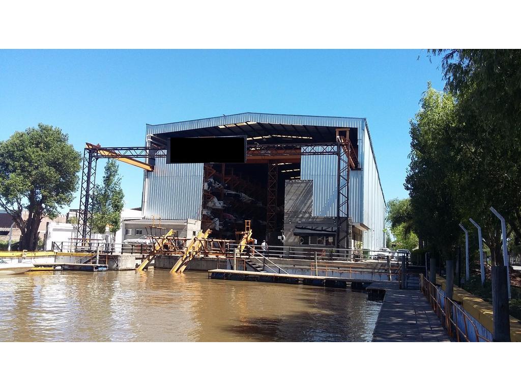 Guardería náutica funcionando 330 camas en Tigre