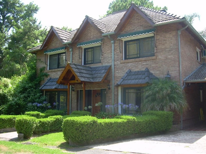 XINTEL(BRI-BR7-137499) Casa - Venta - Argentina, Pilar - EL JAGUEL COUNTRY CLUB  AL 2400