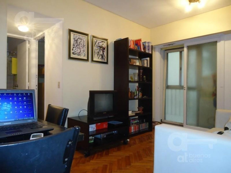 Recoleta, Departamento 2 Ambientes con Balcón Francés, Alquiler Temporario Sin Garantía!