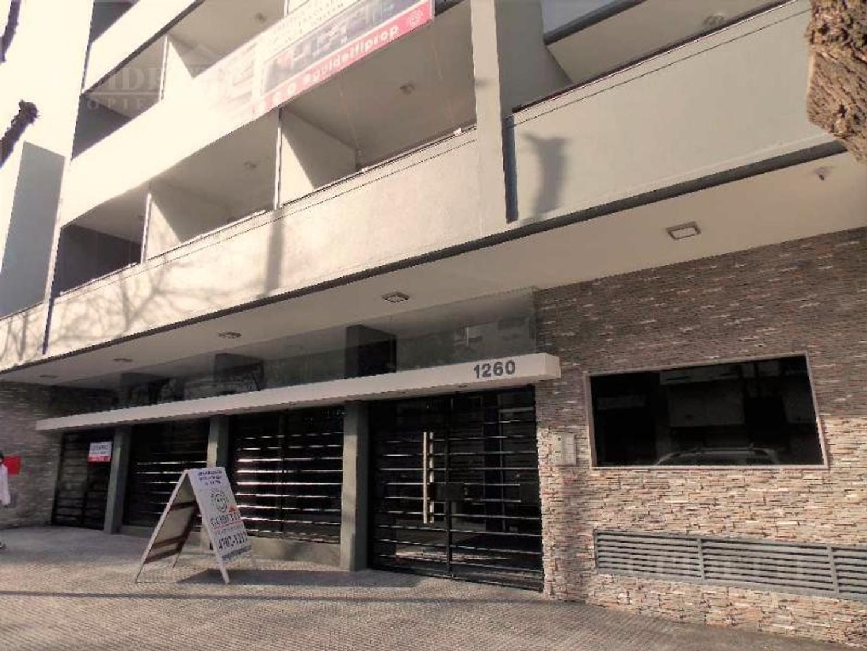 Amplio monoambiente a estrenar apto crédito  con balcón amplio  y cochera  Boedo