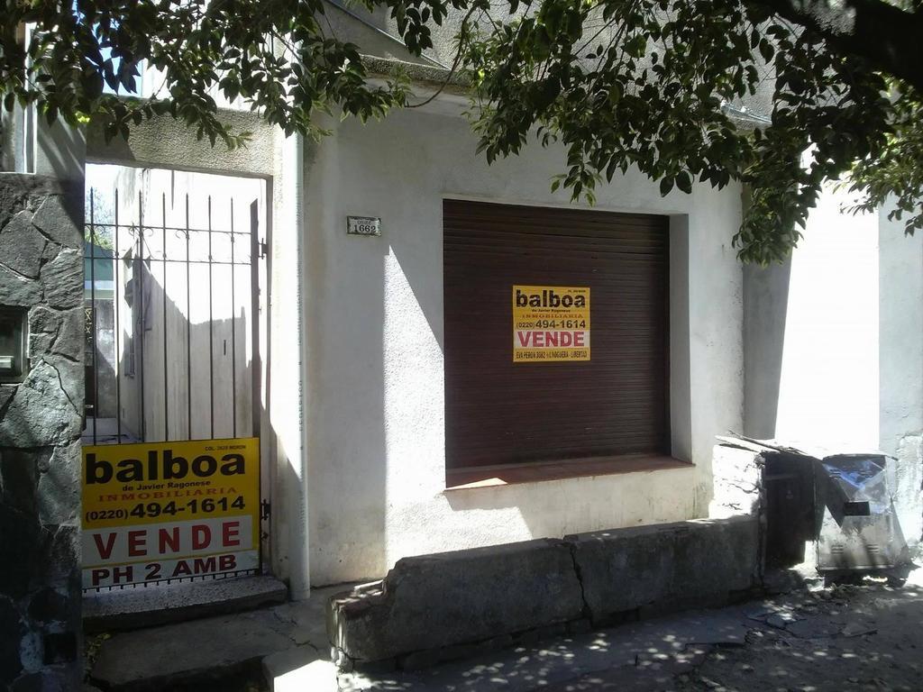 OPORTUNIDAD!!! VENTA - DEPTO EN PH 3 AMB P.B. A REFACCIONAR - PADUA - 1 c/ Av. Eva Perón !!