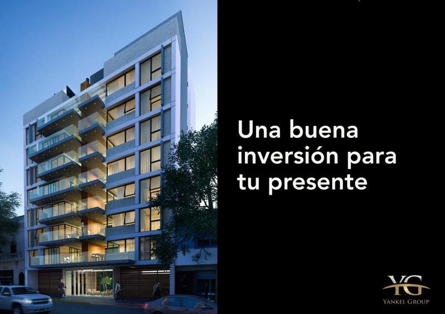 Espectacular 4 ambientes con dependencia, balcón aterrazado con parrilla CATEGORIA