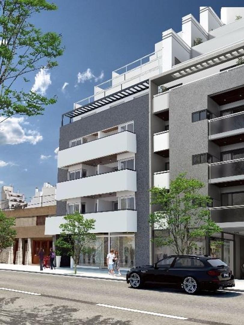 Departamento en construcción de un dormitorio barrio General Paz