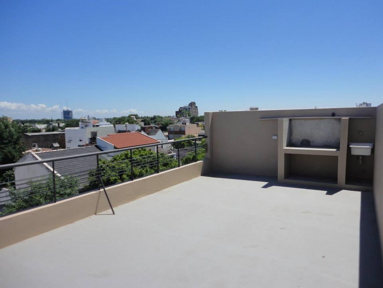 Departamento de 2 amb con balcon y terraza propia