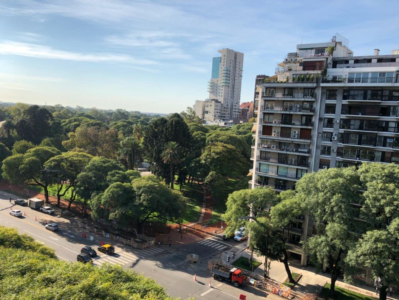 Impecable departamento, piso alto, en la mejor zona de palermo, Av Libertador 2656