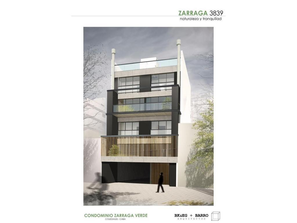 DUPLEX  de 4 ambientes con terraza. Fabuloso. Entrega 2018.