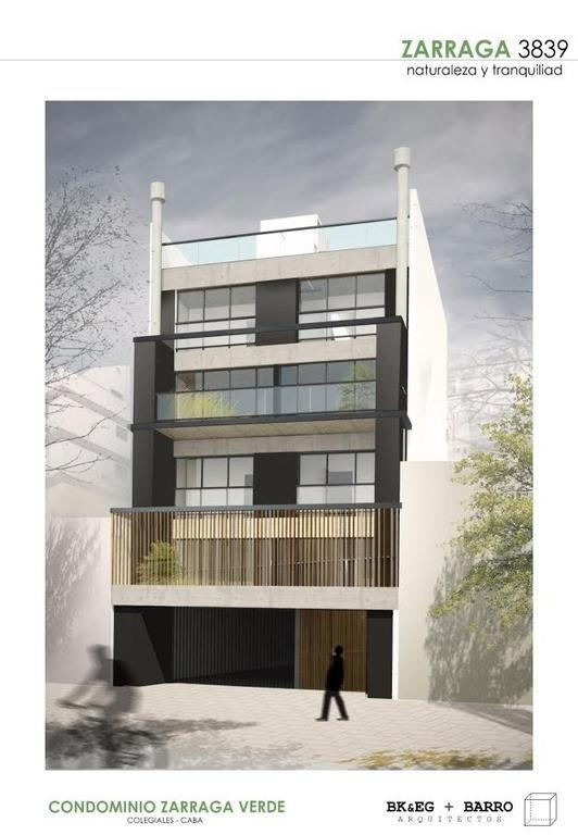DUPLEX  de 4 ambientes con terraza. Fabuloso. Entrega Marzo  2019.