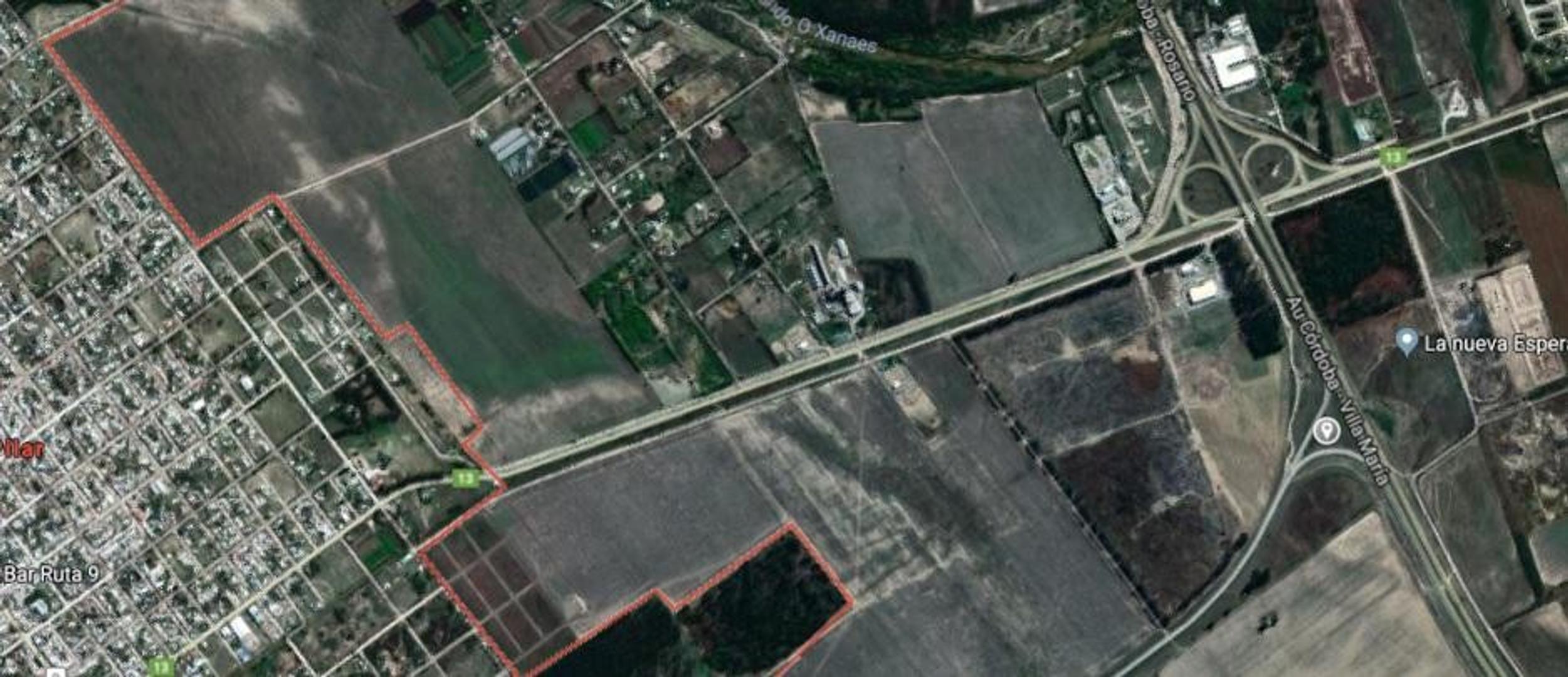 Campo en Alquiler en Pilar
