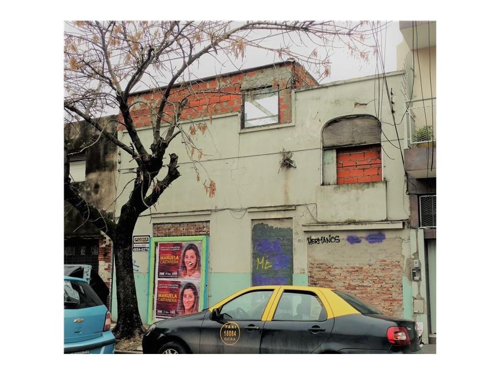 Depósito/ Local en Alquiler Villa Crespo 197 m2