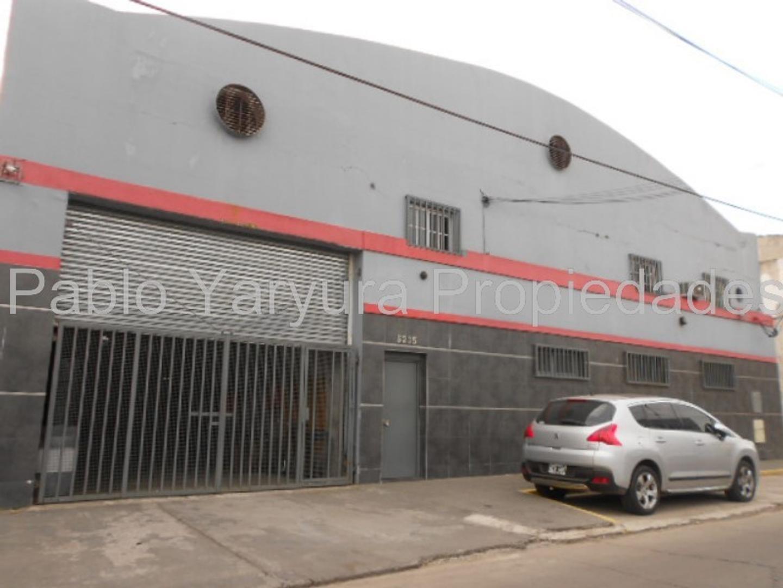 XINTEL(YAR-YAR-13465) Galpón - Venta - Argentina, Tres de Febrero - FISCHETTI 5235
