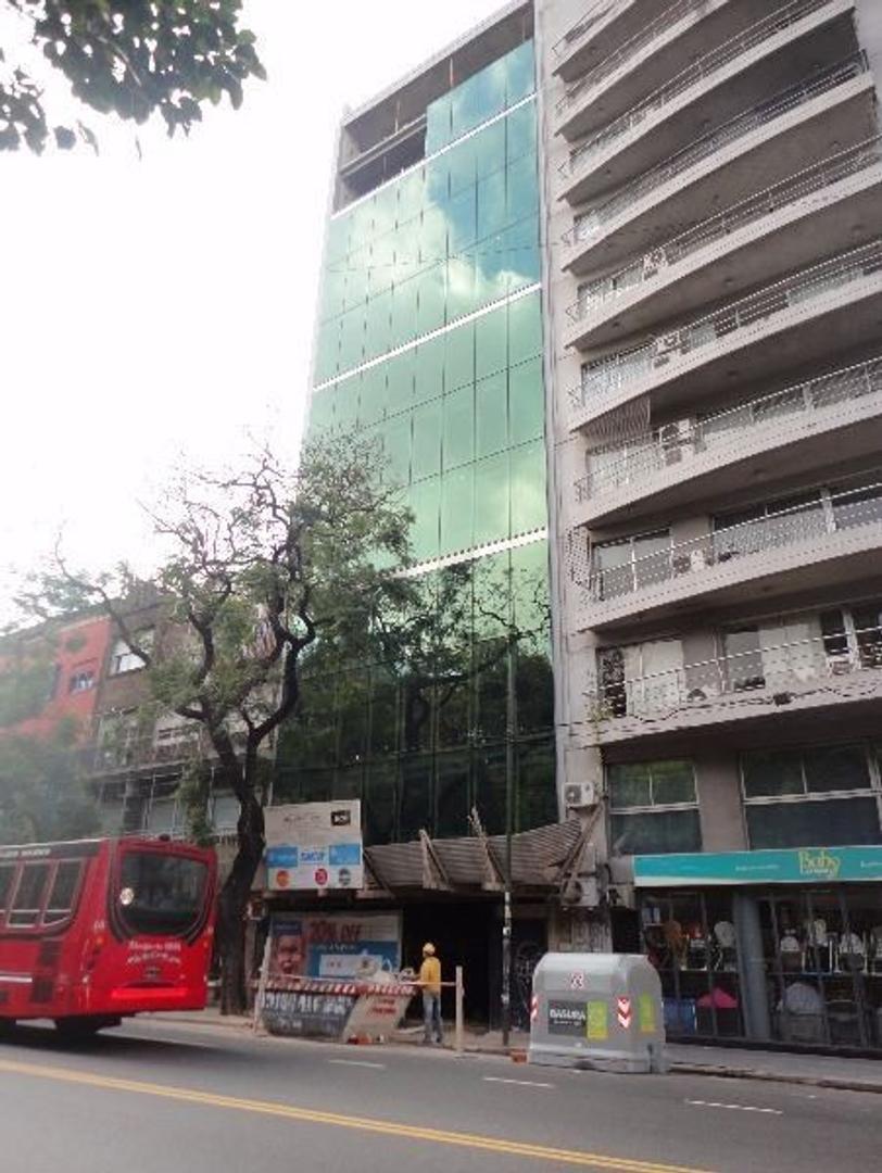 Excelente edificio en block a estrenar en la mejor zona de la Capital Federal