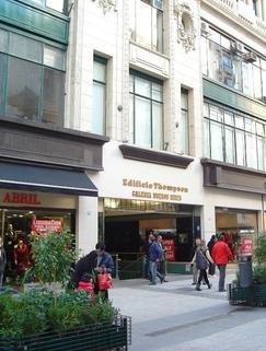 Oficinas Céntricas en el eEmblemático Edificio Thompson!