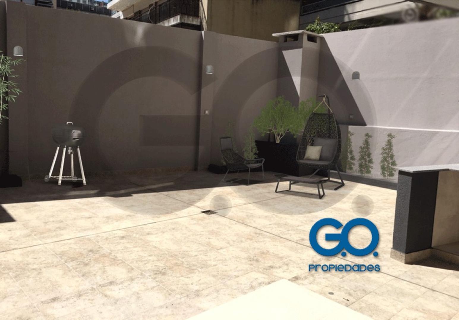 Departamento - 63 m² | 2 dormitorios | A estrenar