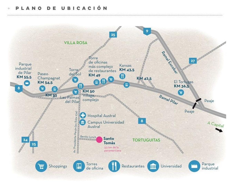 Terreno Lote  en Venta ubicado en Santo Tomas, Pilar y Alrededores - PIL3608_LP117334_1