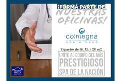 Luminosas Oficinas en Alquiler en Colmegna Spa: Beauty & Health