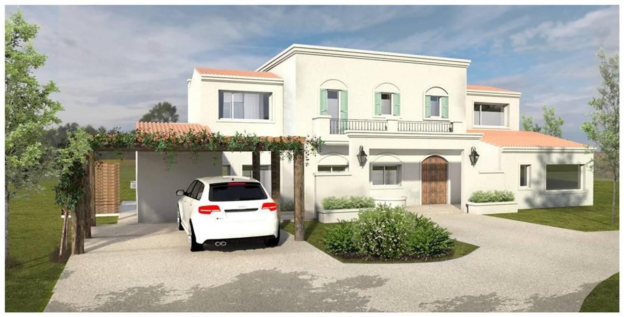 Casa en Venta - 6 ambientes - USD 720.000