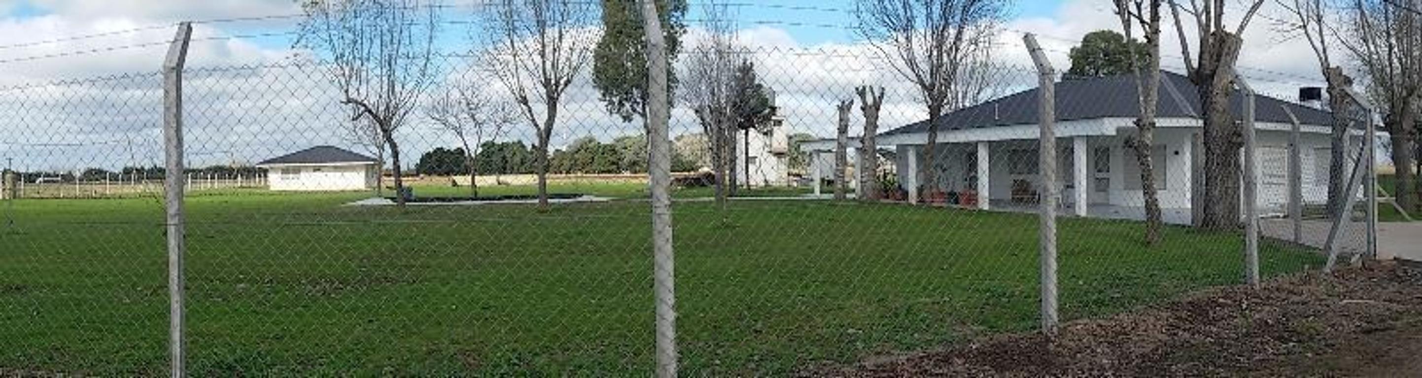 VENDO CAMPO 30 has. Ruta 2 Km 50 zona autódromo ESCUCHO OFERTA
