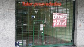 Alquiler de local - Gral. Pacheco
