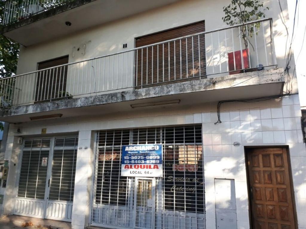 alquilo Casa con Local Comercial