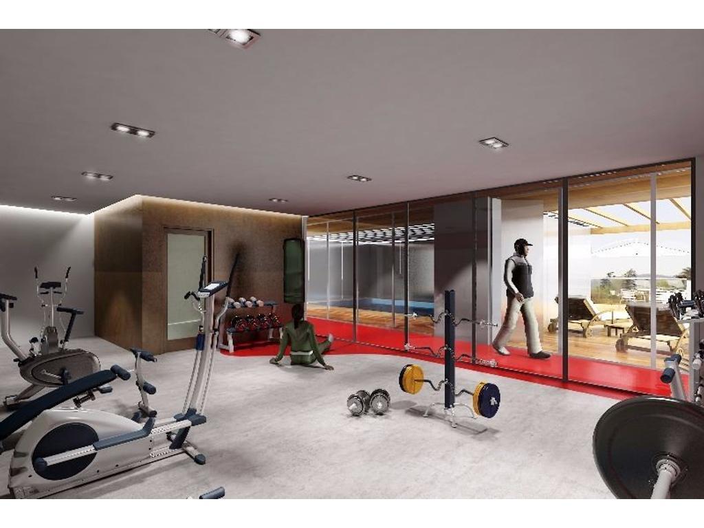 Spa y gimnasio en hotel Golden Ross