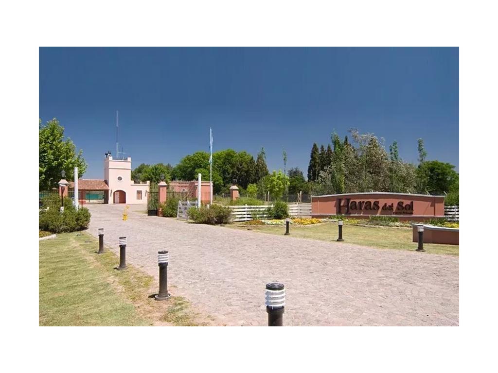 Lote 1600 m2 Haras del sol Pilar