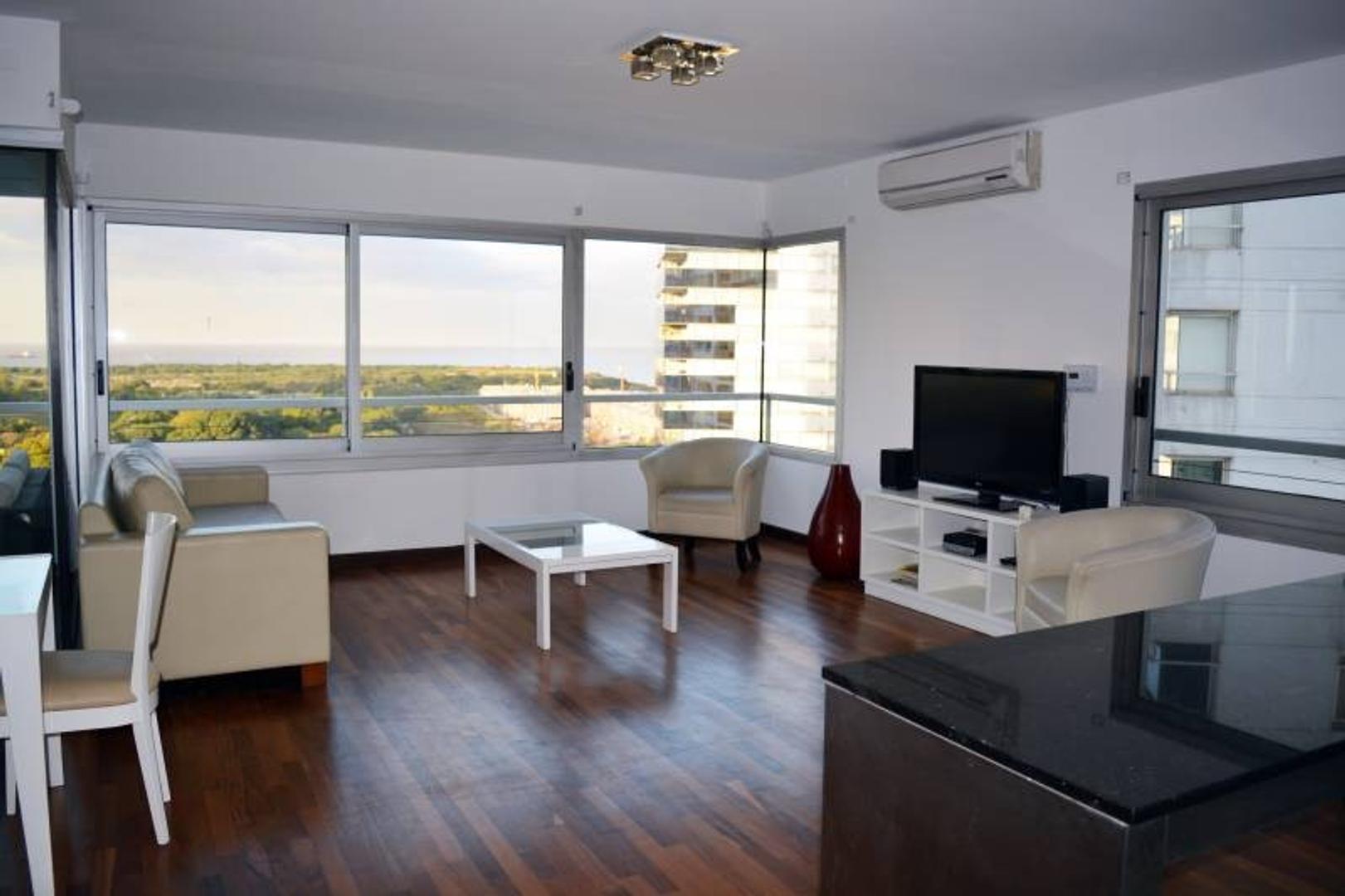 Departamento en Alquiler en Puerto Madero - 3 ambientes