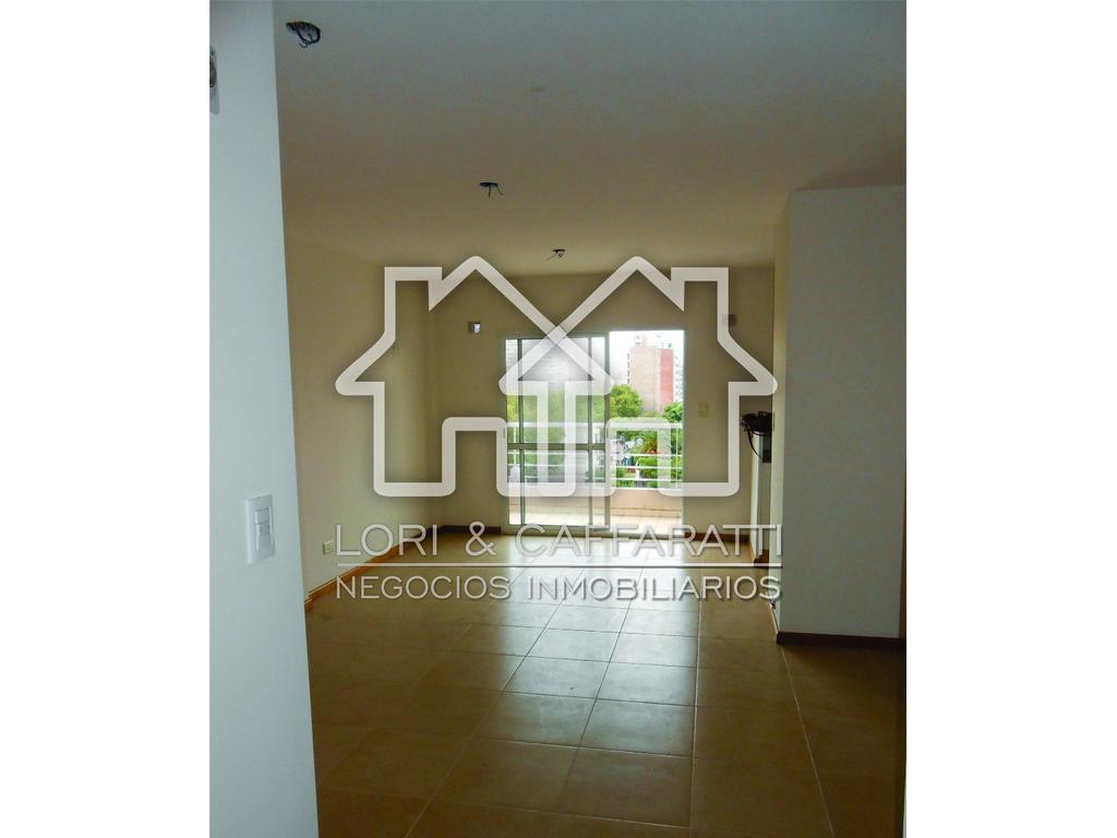 SAN LUIS 3100 - 2 dormitorios - balcon al frente - cochera