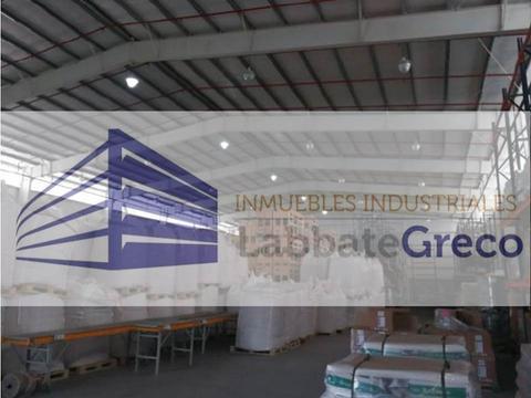 Inmueble dentro de predio industrial en Vicente Lopez - 1650m2