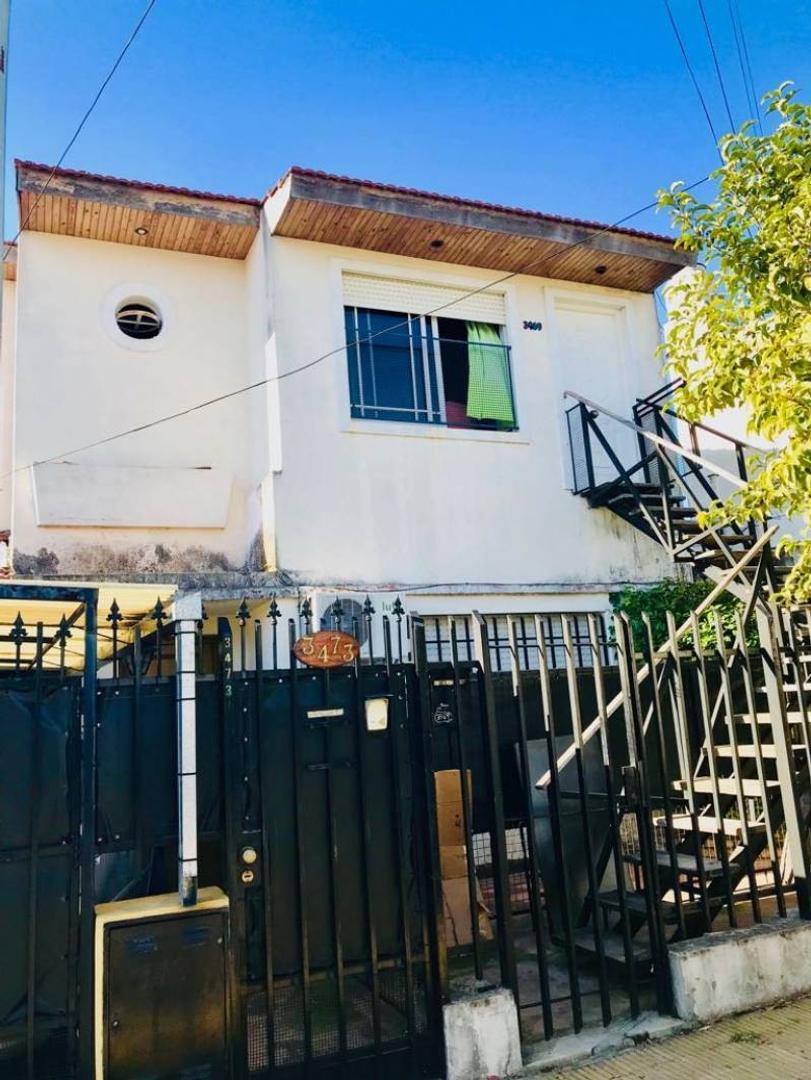 PERMUTA Departamento tipo Casa 3 amb + terraza + lavadero APTO CRÉDITO !!